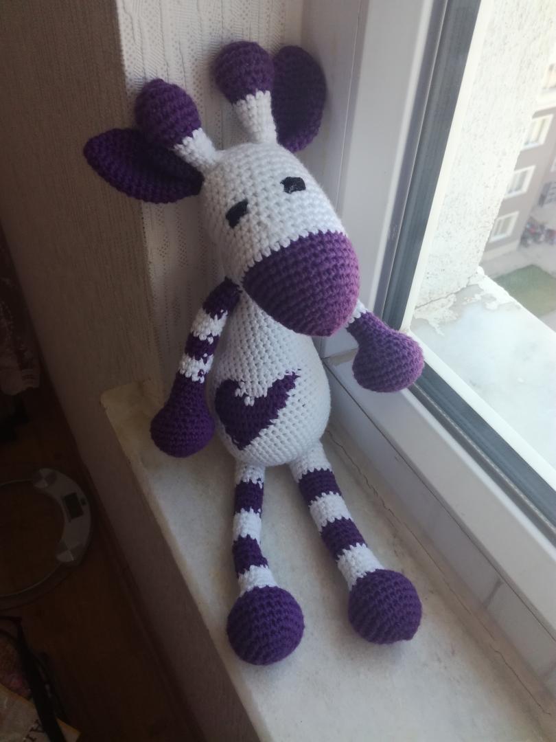 Kalpli Zürafa Yapımı
