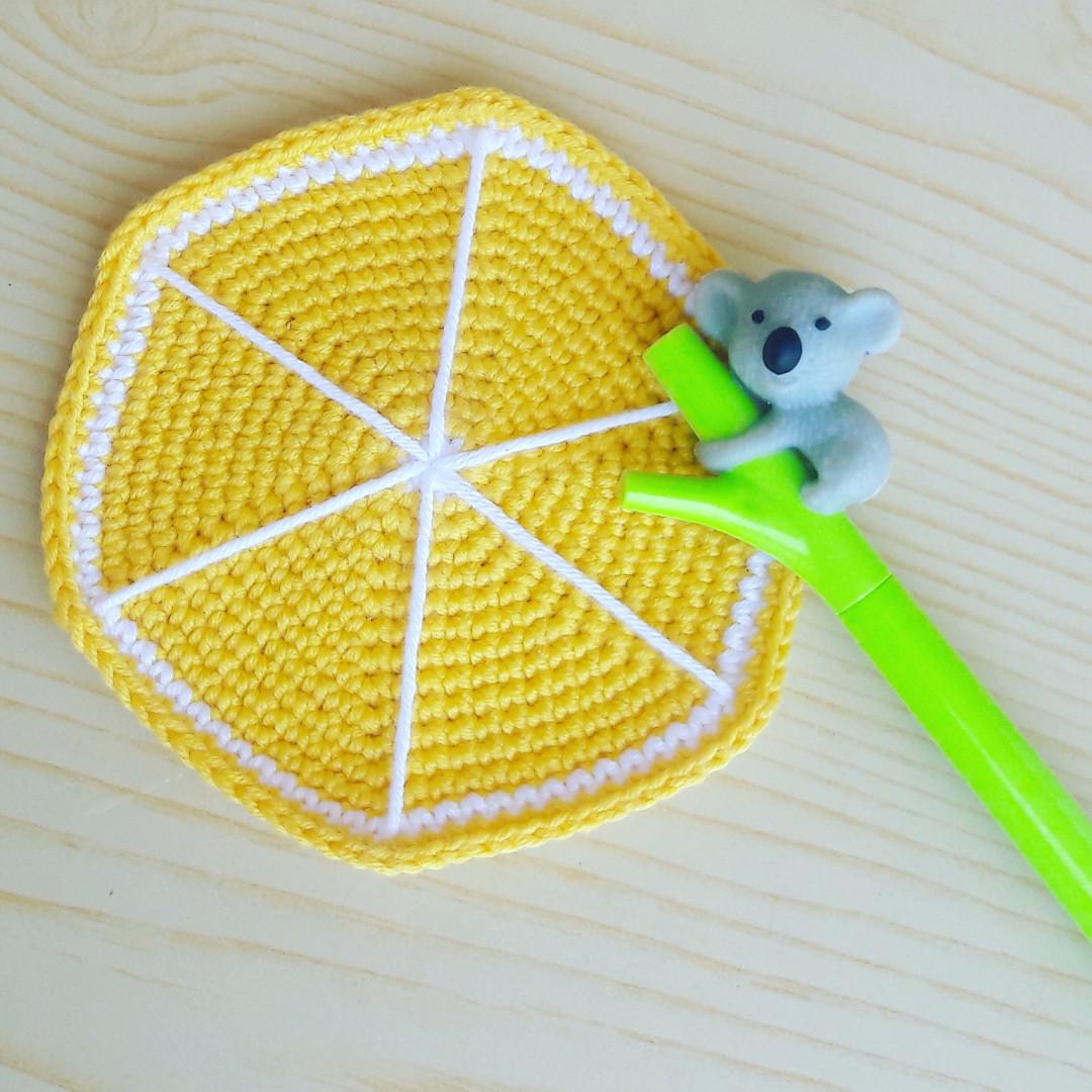 Limon Bardak Altlığı Yapımı
