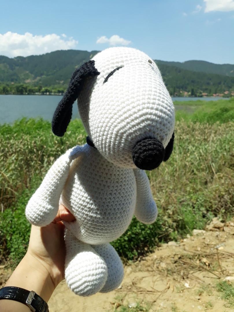 Amigurumi Snoopy Tarifi - Yapımı ve Farklı Modelleri | Crochet ... | 1080x810
