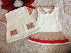 kiz-bebek-yelek-elbise-takimi-yapimi-6