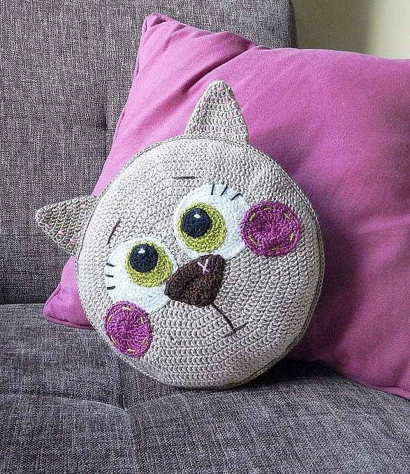 Kedi Yastık Yapımı