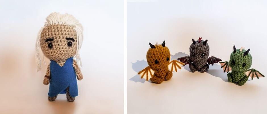 amigurumi-game-of-thrones