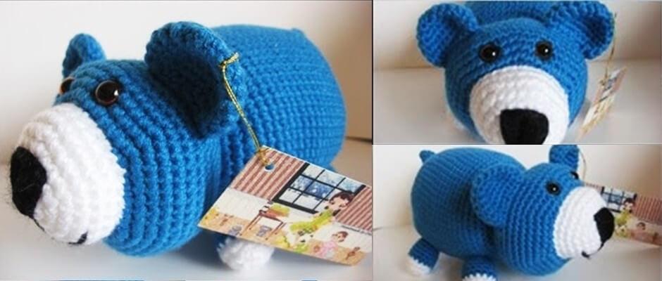 amigurumi-mavi-ayicik-yapimi