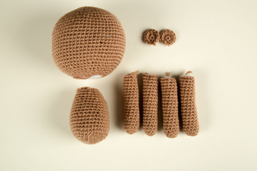 Ravelry: Amigurumi Masum Ayıcık Yapımı pattern by Örgü Modelleri | 333x500