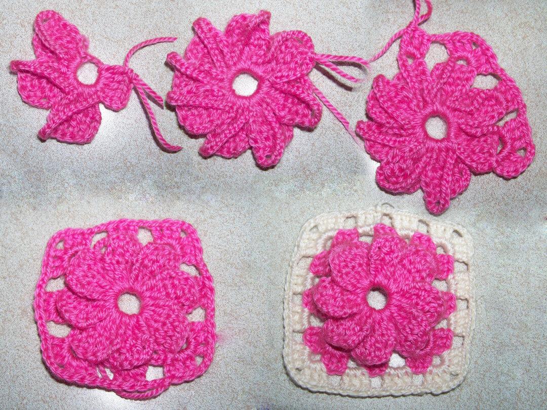 carkifelek-cicekli-bebek-battaniyesi-modeli-1
