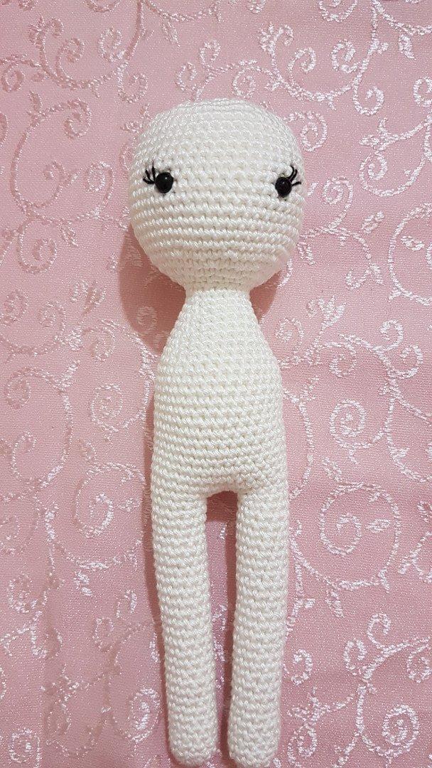 Amigurumi Crochet Teddy Bear (Sevimli Ayı) Pattern Yapılışı | 1080x608