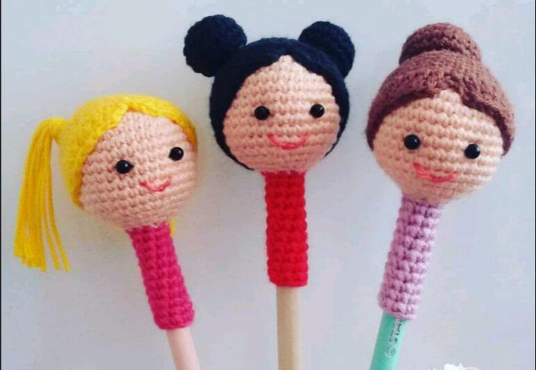 Amigurumi Bebek Yapımı 1 (Crochet Amigurumi Baby 1) - YouTube | 533x771