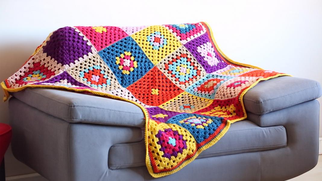 motifli-patchwork-battaniye-yapimi