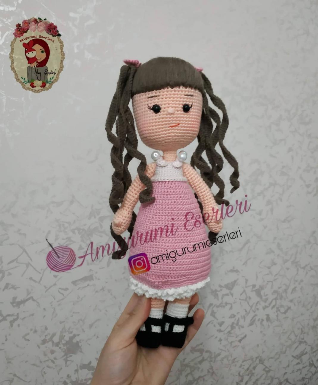 İSMEK :. Şiş ve Tığ Örücülüğü Oyuncak Bebek Yapımı (Amigurumi) | 1291x1068