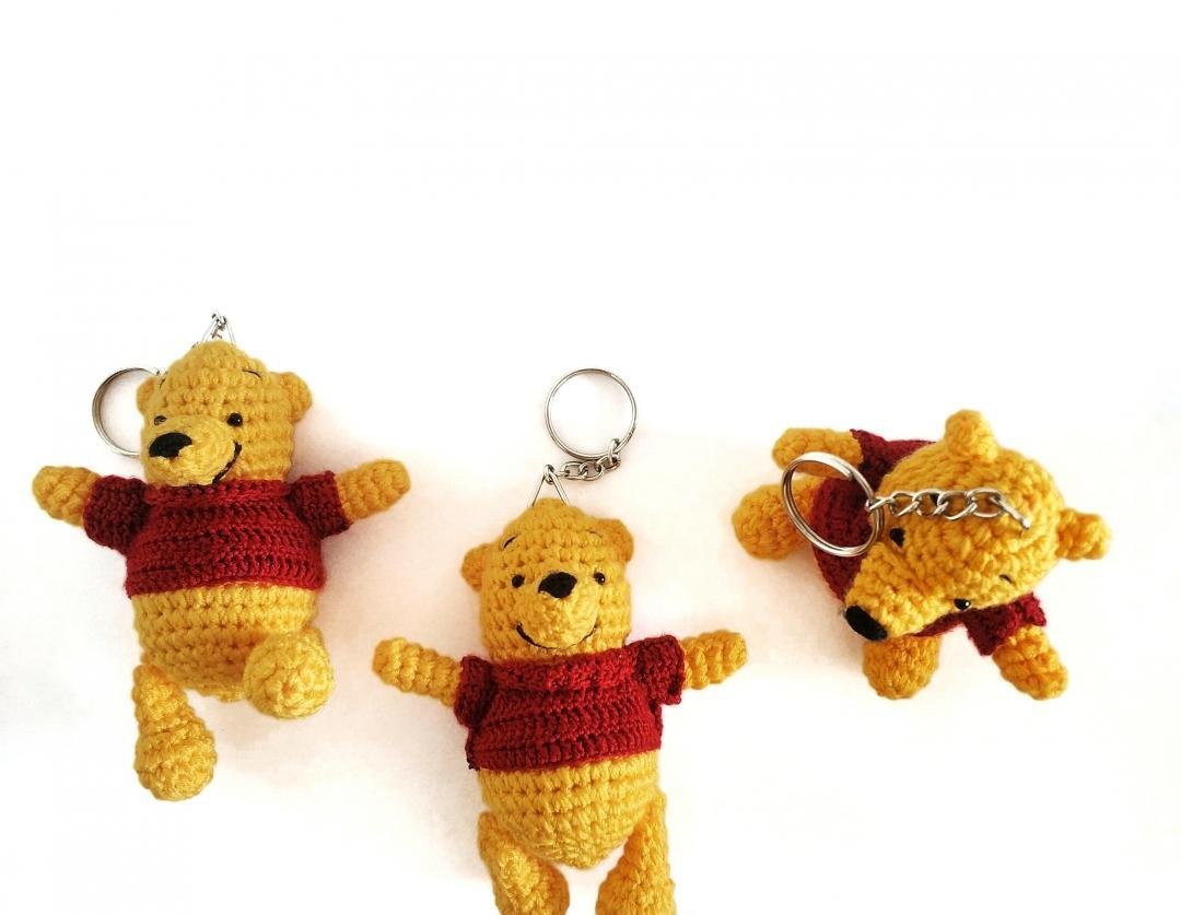 nat-berlinka's Winnie Pooh | Crochet bear, Stuffed animal patterns ... | 837x1080
