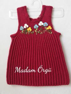 cicekli-bebek-elbisesi-yapimi