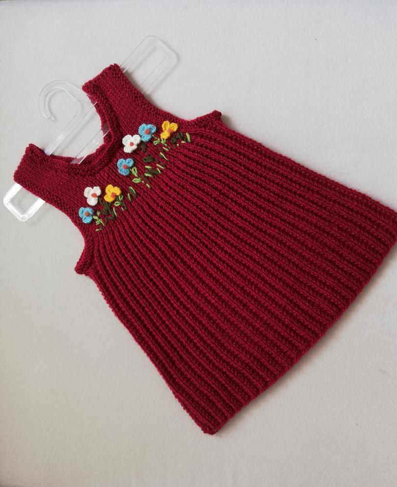 cicekli-bebek-elbisesi-yapimi-4