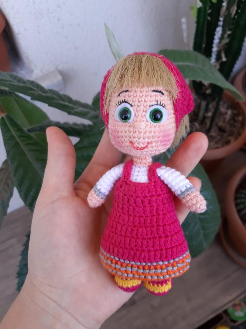 Amigurumi Pijamalı Bebek Tarifi-Amigurumi Pajamas Doll Free Pattern | 1080x810