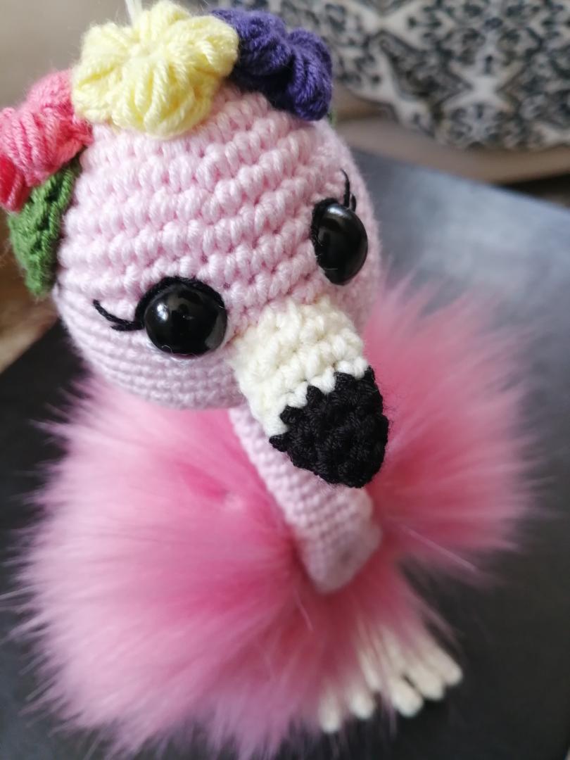 amigurumi-flamingo-yapimi-1