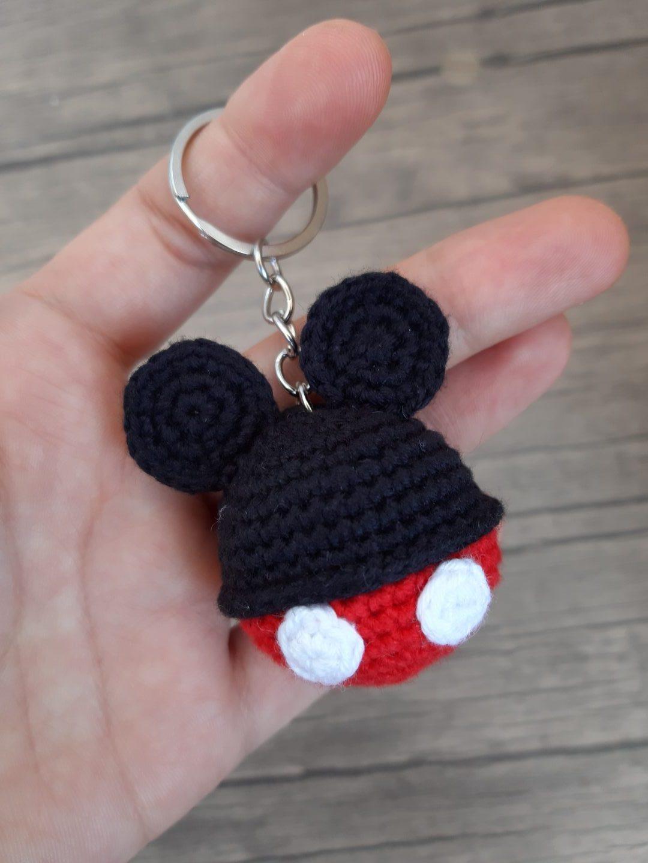 Mickey Mouse Bonnie Amigurumi Organik Oyuncak - n11.com | 1440x1080