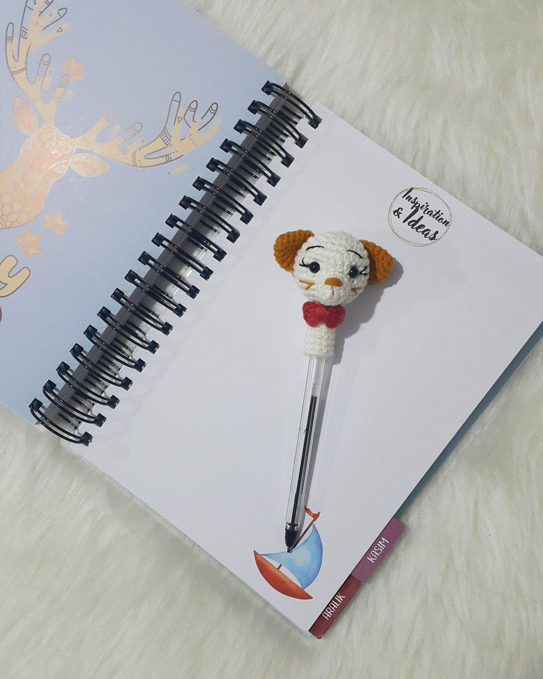 amigurumi-kedi-kalem-basligi-yapimi