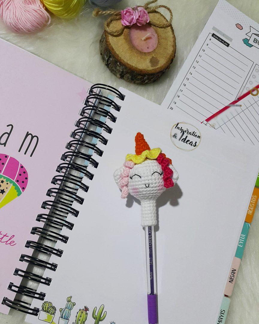 amigurumi-unicorn-kalem-basligi-yapimi-4