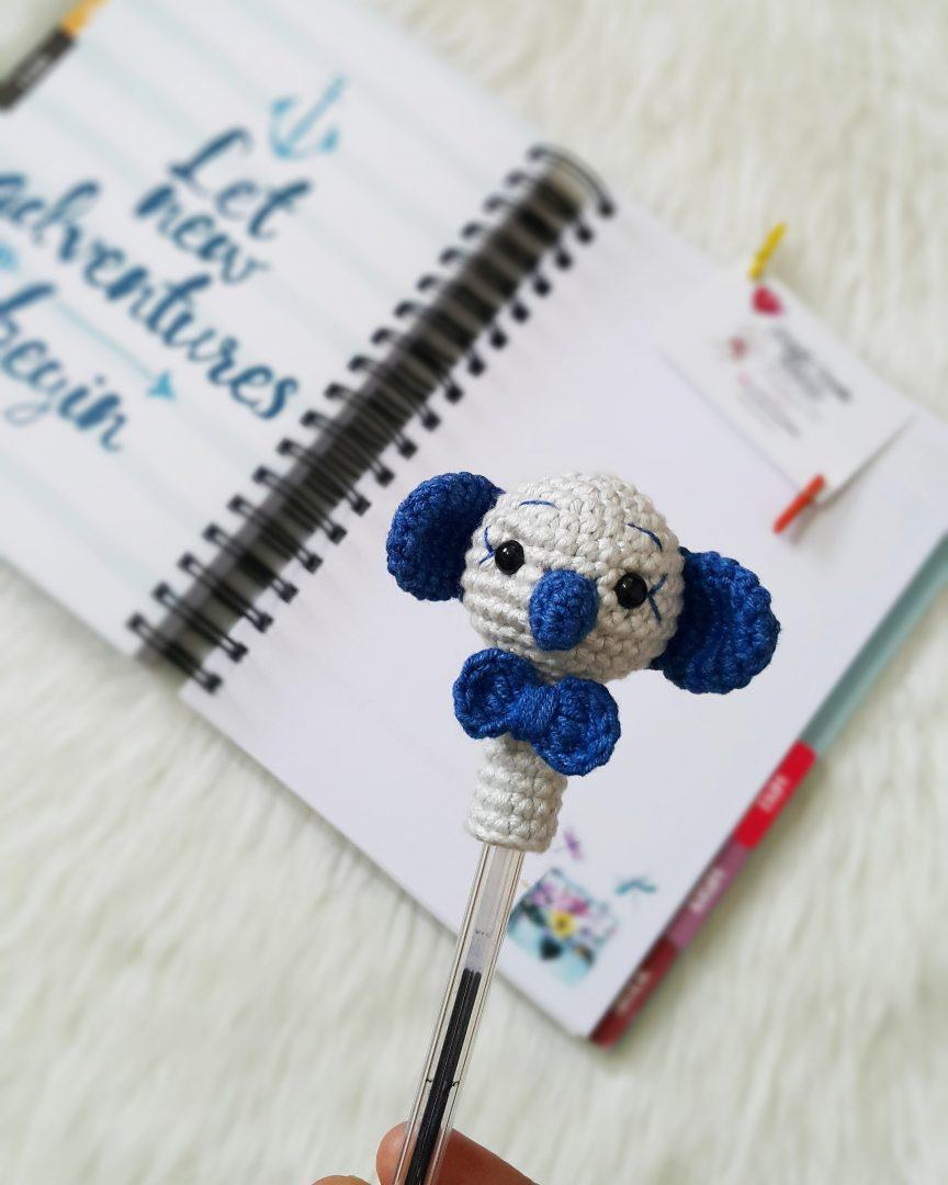 amigurumi-koala-kalem-basligi-yapimi