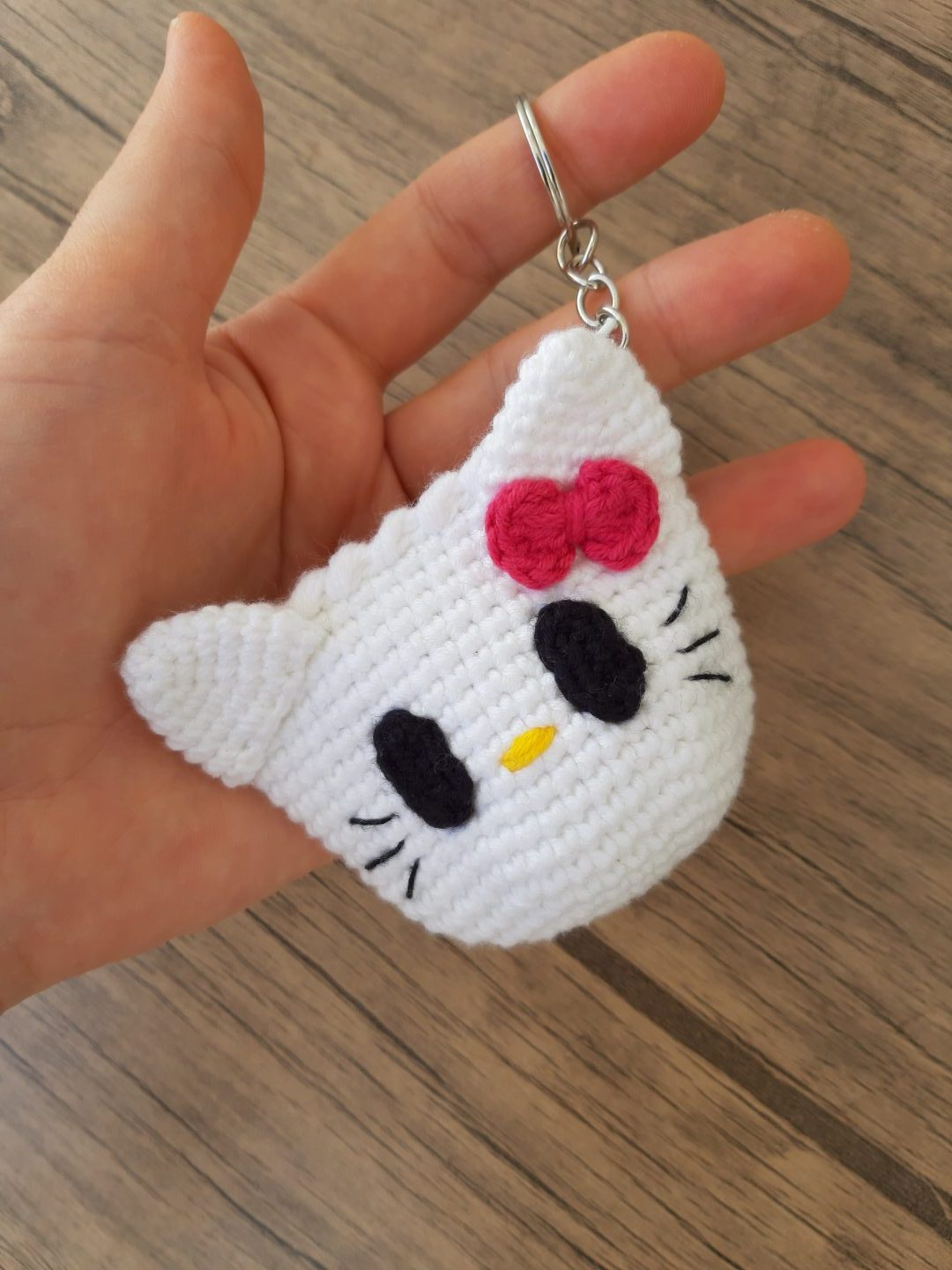 Big Hello Kitty - Free Pattern (Crochet For Children) | Hallo ... | 1440x1080
