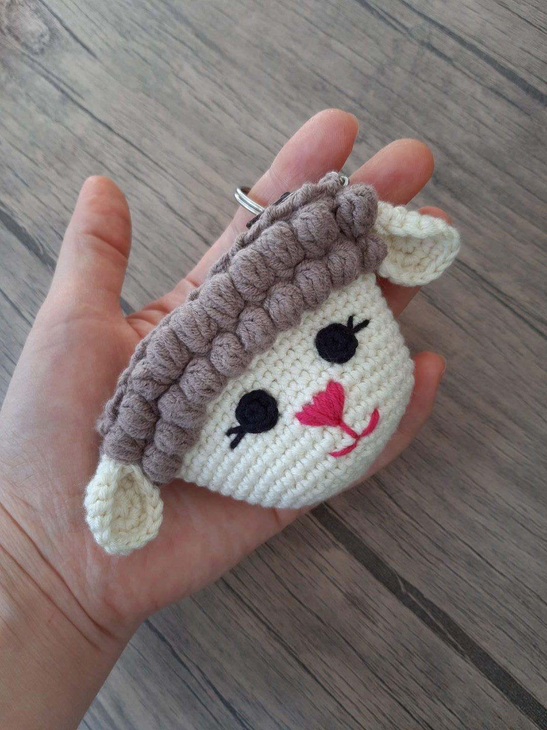 Amigurumi Kuzu Yapımı |Amigurumi Sheep Tutorial | Part 1 ... | 1440x1080