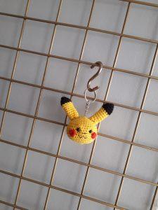 amigurumi-pikachu-anahtarlik-yapimi