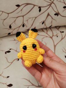 amigurumi-pikachu-yapimi