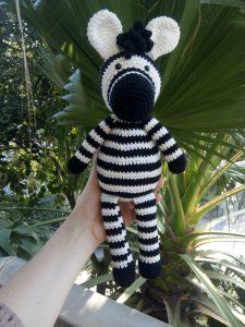 amigurumi-zebra-yapimi