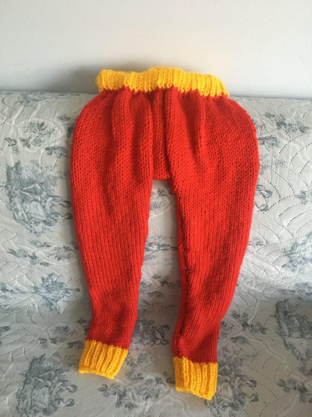 taraftar-cocuk-pantolonu-yapimi