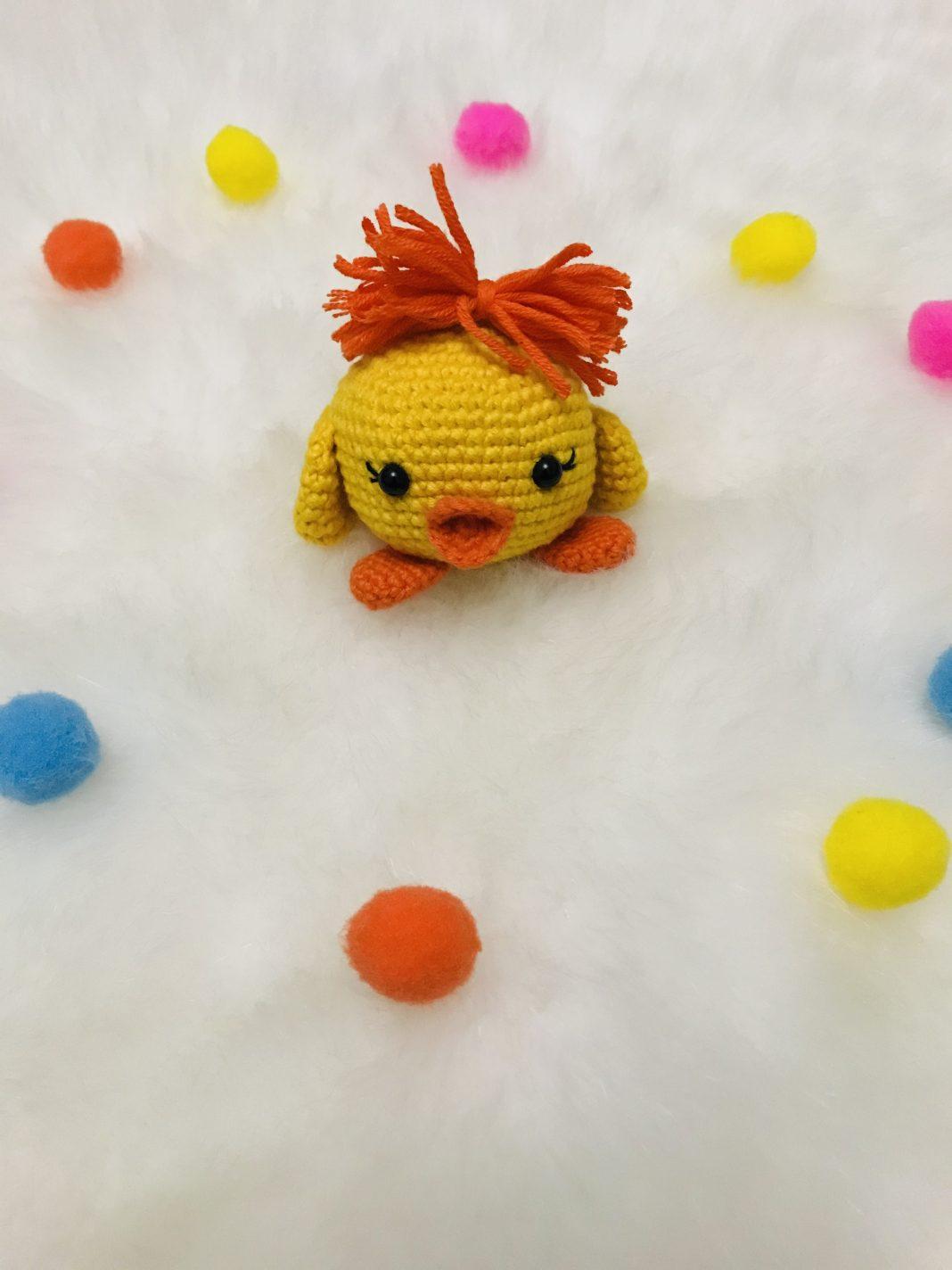 Amigurumi Oyuncak Civciv Yapılış - Moda Model | 1424x1068