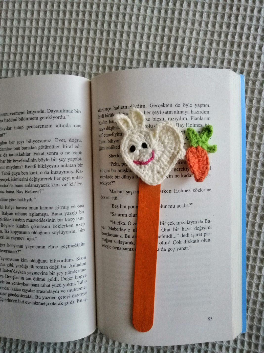 tavsanli-kitap-ayraci-yapimi