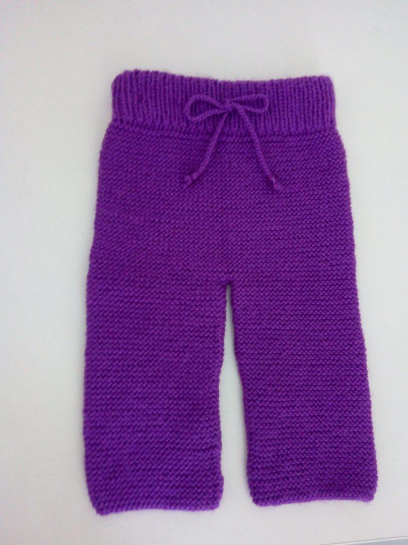 orgu-bebek-pantolonu-yapimi