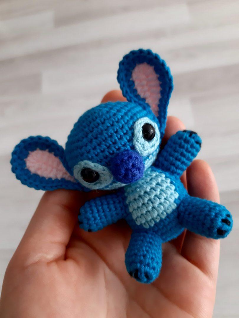 amigurumi-stitch-yapimi