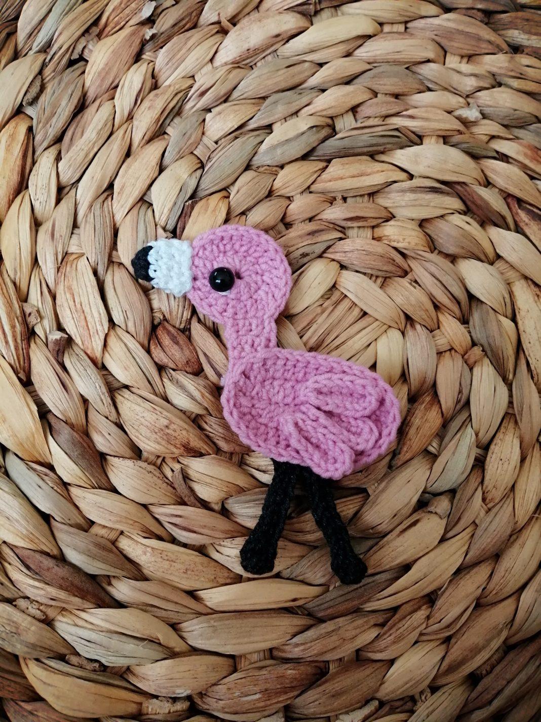orgu-flamingo-figuru-yapimi